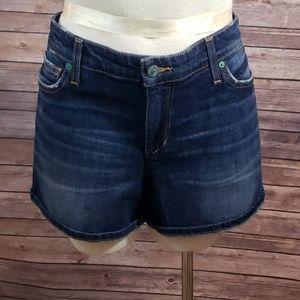 JOE'S JEANS Rolled Denim Shorts size 31
